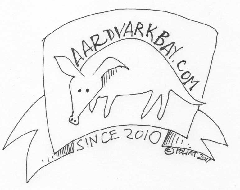 logo for www.aardvarkbay.com