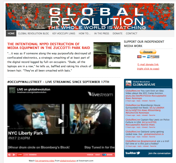 Globalrevolution.tv